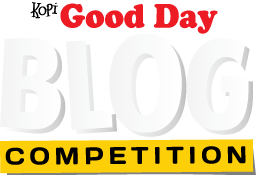 Goodday Blog Competititon